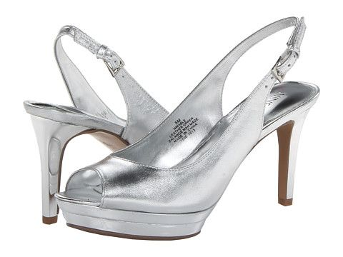 """Nine West Able 3 1/2"""" WITH 1"""" PLATFORM"""