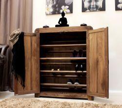 Shiro Walnut Shoe Cupboard http://solidwoodfurniture.co/product-details-pine-furnitures-3055-shiro-walnut-shoe-cupboard.html