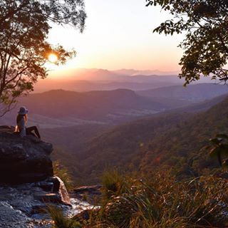 Lamington National Park | 14 Beautiful Places To Go Camping Around Brisbane This Summer http://CelebNewsPlus.com