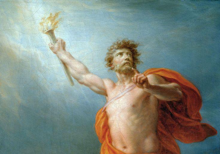 Il mito di Prometeo è uno dei più conosciuti: ecco cosa succede al Titano metà dio e metà uomo e perché suscita l'ira di Zeus. Oltre all'inganno verso Zeus, Prometeo che poi rubò il fuoco dall'Olimpo, riassumiamo la leggenda che vede coinvolti il vaso di Pandora e i mali del mondo, e il centauro Chirone.
