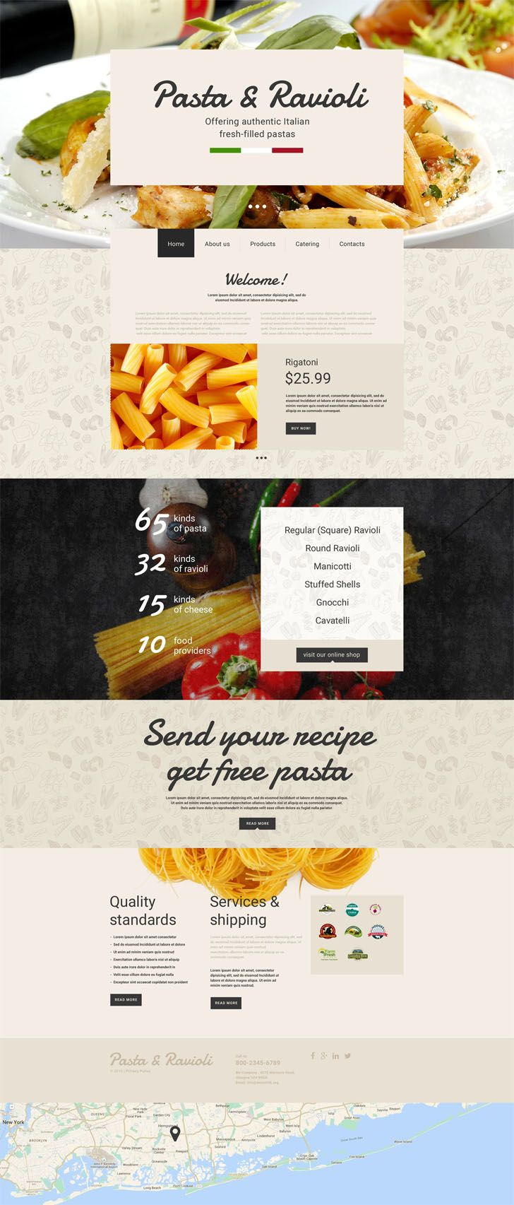 #Italian #Restaurant #Responsive #Website #Template.Additional Features: Sliced PSD, Back To Top Button, Crossbrowser Compatibility, Dropdown Menu, Favicon, Google map, Google Web Fonts Animation: HTML plus JS, Parallax Categories View: Grid Coding: 1170 Grid System, CSS 3, HTML 5, JQuery, Semantic Code, Valid Coding, Sass Features: On-line chat, Responsive, Theme Color Switcher Gallery Script: Carousel, Slider Language support: English Web Forms: Contact Form