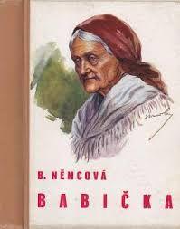 """Adolf Kašpar illustrations for """"Granny"""" by Božena Němcová"""