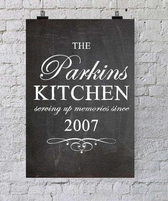 Kitchen Chalkboard: 25+ Best Kitchen Chalkboard Quotes On Pinterest