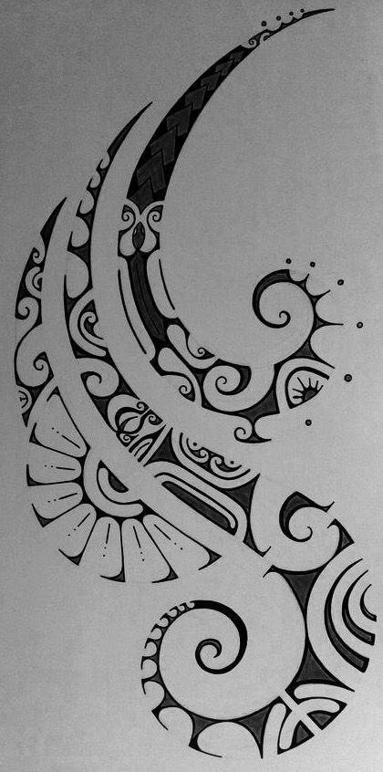 Polynesian Tattoo                                                                                                                                                                                 Más #polynesiantattoosthigh