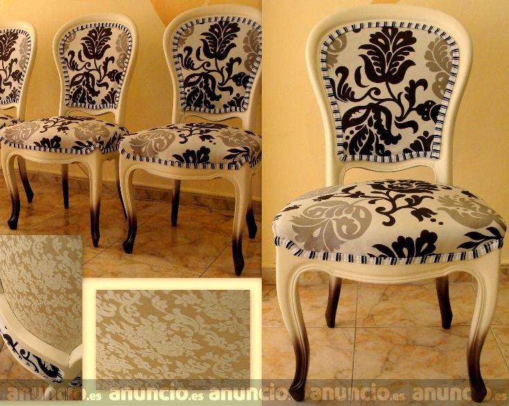 M s de 25 ideas incre bles sobre sillas luis xv en pinterest - Silla estilo luis xv ...