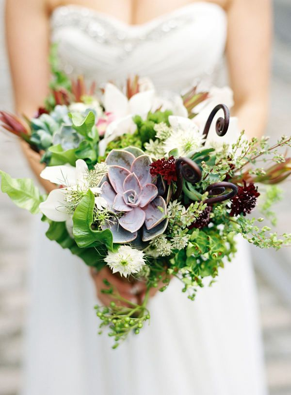 wedding bouquets with succulents 17 best images about succulent wedding bouquets on 8545