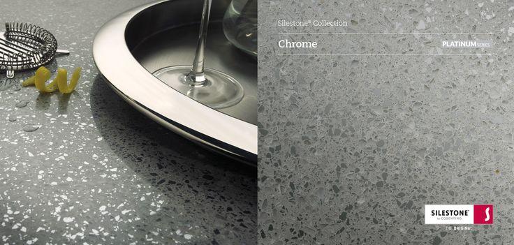 Silestone Chrome