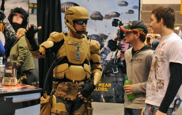 The Department of Defense plans to unveil its Iron Man-style TALOS suit in 2018