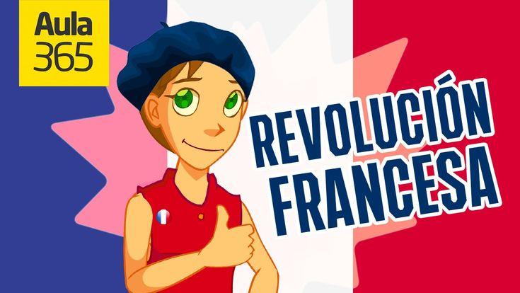¿Qué fue la Revolución Francesa? | Videos Educativos para Niños