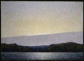 Morning Cloud - Tom Thomson