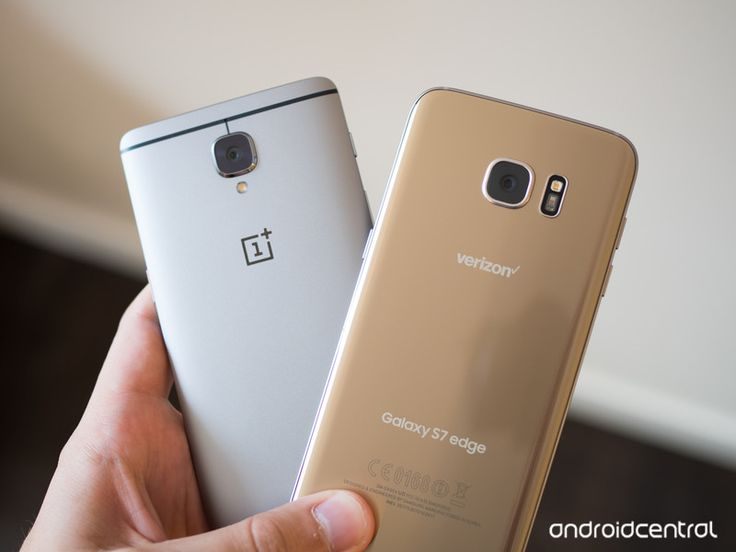 The industry has sort of agreed that phones with 5.5-inch screens are mainstream. The best phone you can buy at that size is the Samsung Galaxy S7 edge.  Best overall  Samsung Galaxy S7 edge  See at AT&T See at Sprint See at T-Mobile See at Verizon See at Amazon  There's no question that Samsung hit a home run with its Galaxy S7 line. We already think the smaller GS7 is the best phone under 5.2 inches and the larger curved-screen Galaxy S7 edge is our pick for the best phone under 5.7…