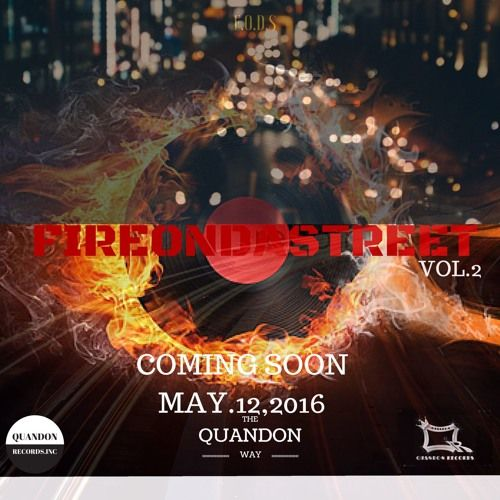 at the moment we are working on vol.2 fire on da street if your a artist that wish to be put on send tracks to info@quandonrecords.com DEADLINE APRIL..15..2016