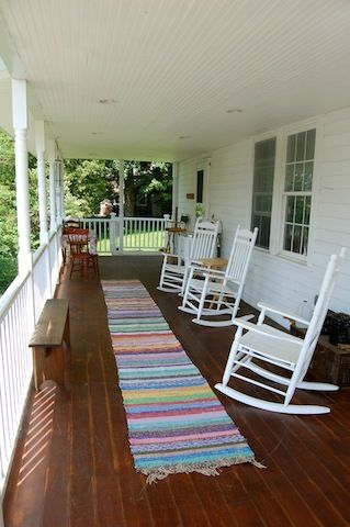 Porch Rugs