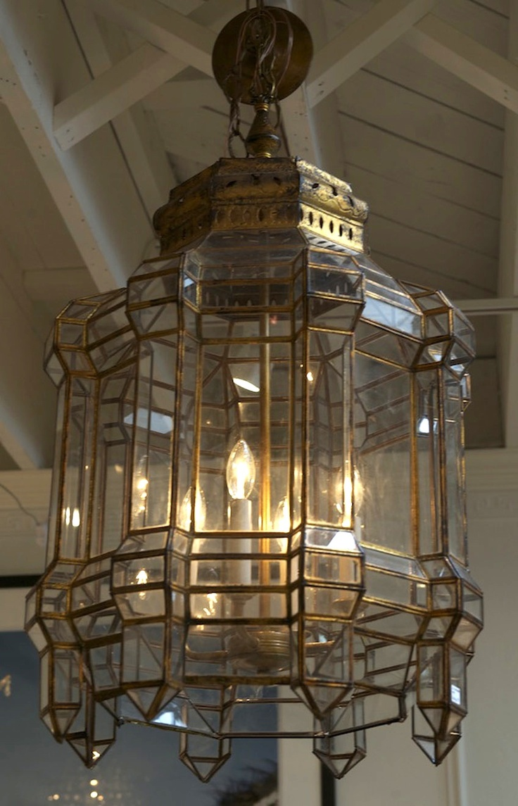 If Only I Had A Room Enough To Contain Magnificent Lantern Chandelier Like