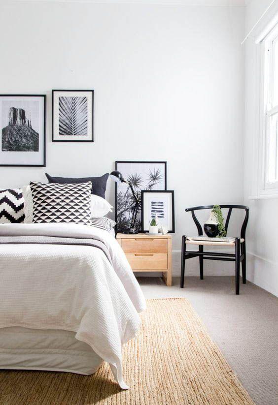 Interior Envy 15 Minimal Bedrooms Elegan Interior Pinterest