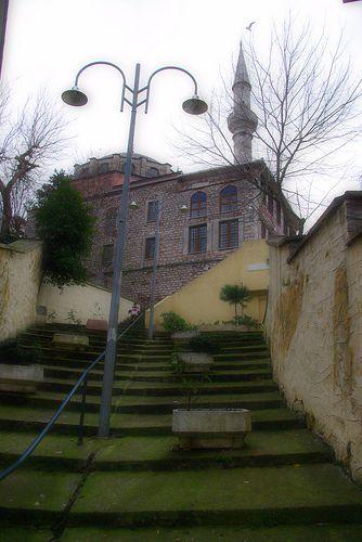 Üsküdar, Kaptan Paşa Camii