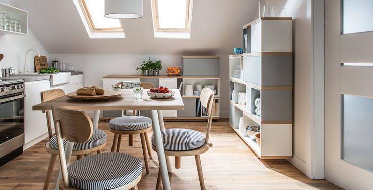 Atraskite šiuolaikiškus sprendimus savo valgomojointerjero jaukumui! Valgomojo interjero pavyzdžiai Jūsų patogumui pateikiami su juose panaudotais baldais.