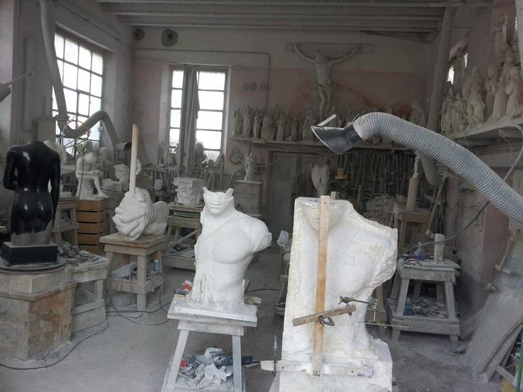 Pietrasanta studio