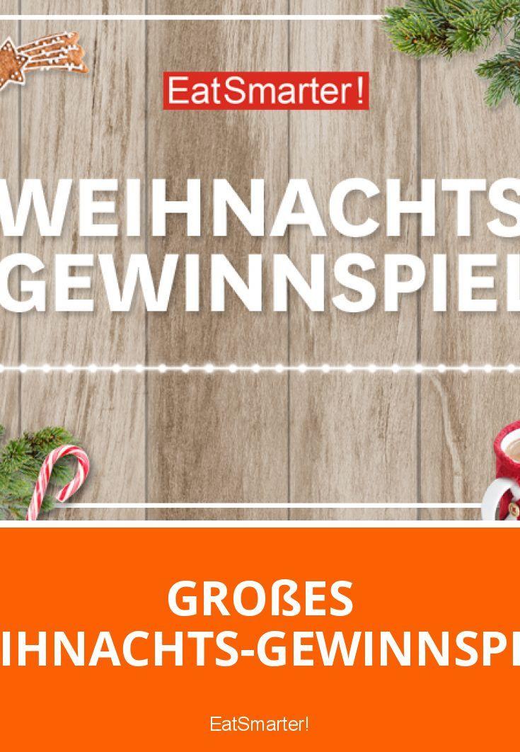Großes Weihnachts-Gewinnspiel!