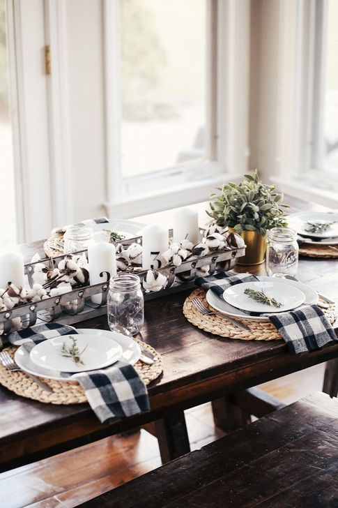 35 Amazing Fall Dining Table Decor Ideas For Your Dining Room Decor Hmdcrtn Tischde In 2020 Thanksgiving Table Decorations Fall Dining Table Fall Dining Table Decor