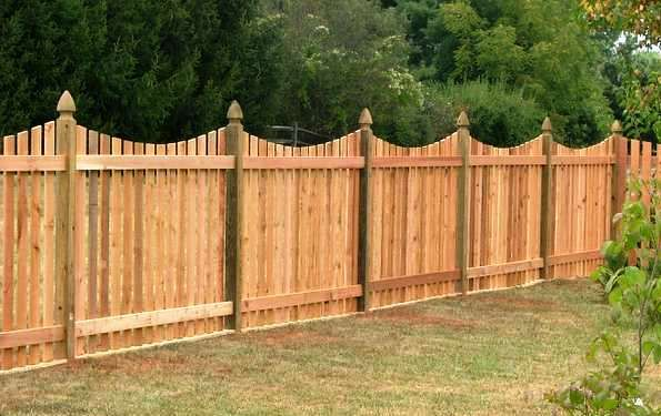 There are many different styles of wood fences found in North Texas. The most important thing to consider when choosing your style is how well it blends with