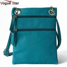 Vogue Star 2017 women leather messenger bag summer sling satchels crossbody shoulder bag tassel  vintage mini small purses LS395
