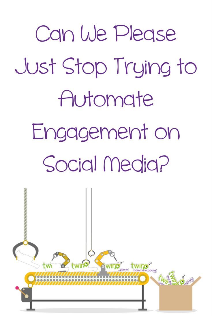 Automating your Instagram comments may seem like a great shortcut to save you time, but I guarantee it will hurt your brand more than it's worth.  via @anitakirkbride