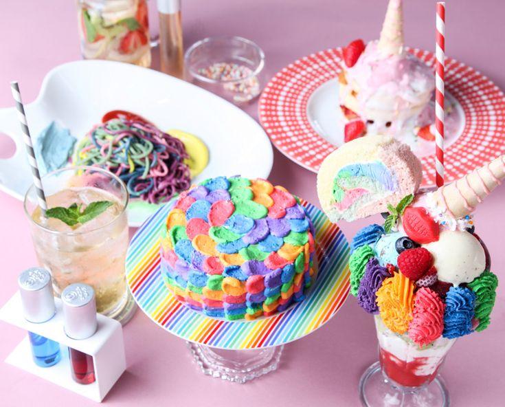 sebastian masuda brings chromatic craziness to kawaii monster cafe