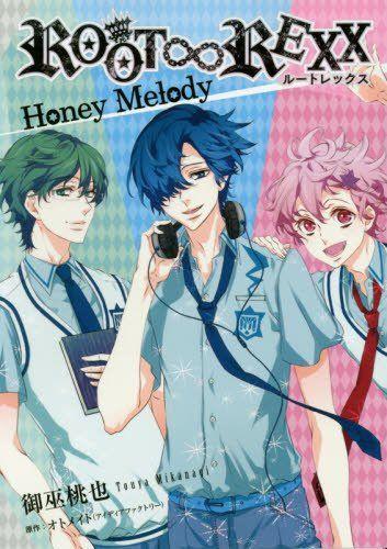 ROOT∞REXX Honey Melody (IDコミックス ZEROーSUMコミックス)   御巫桃也 オトメイト http://www.amazon.co.jp/dp/4758031401/ref=cm_sw_r_pi_dp_f3tGwb02E8J1A