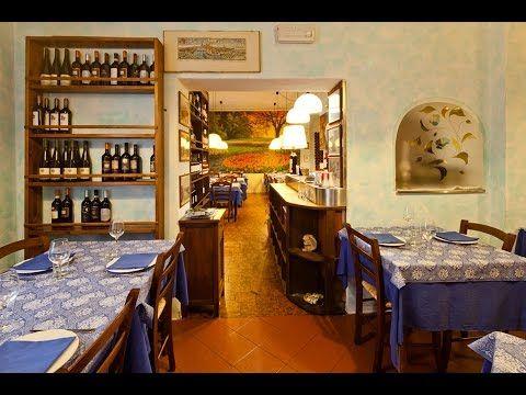 The Hotel Terminus & Plaza reccomends the conventioned Restaurant Lo Schiaccianoci - YouTube