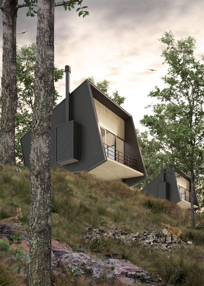 Altikamp | Dionne Arquitectos #Outdoor