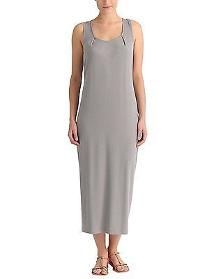40 Inches (manufacturer Size: 40), Grey, Berydale Women's Maxi Dress NEW