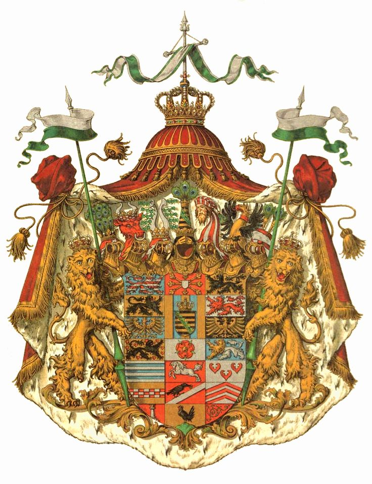 Wappen Deutsches Reich - Herzogtum Sachsen-Altenburg (Grosses) - Heraldry - Wikipedia, the free encyclopedia