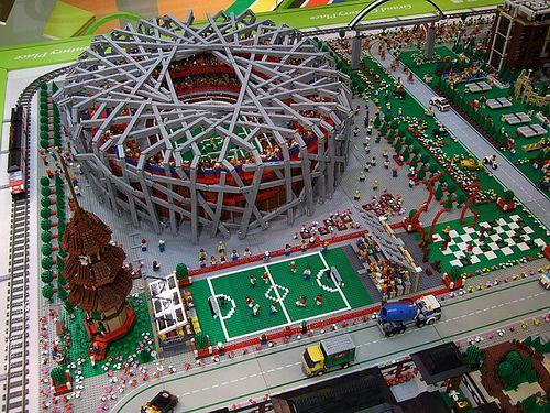 LEGO Sport City by HKLUG | Flickr - Photo Sharing!