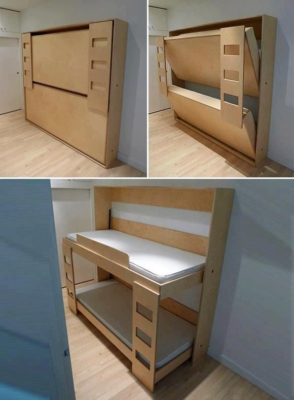 murphy bunk beds - put hand holds on the under side of the beds for a - 25+ Best Ideas About Murphy Bunk Beds On Pinterest Diy Murphy