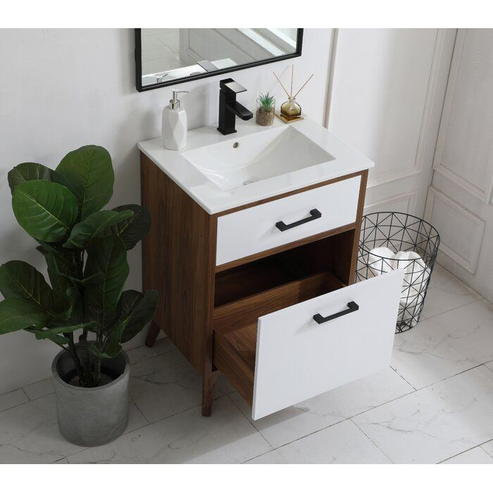 Joel 24 Single Bathroom Vanity 24 Inch Bathroom Vanity Bathroom Vanity 24 Inch Vanity