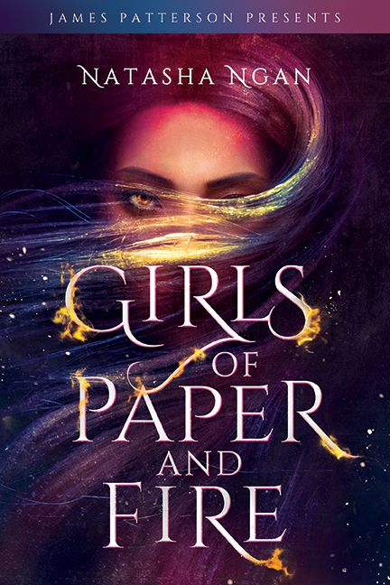 #CoverReveal Girls of Paper and Fire by Natasha Ngan