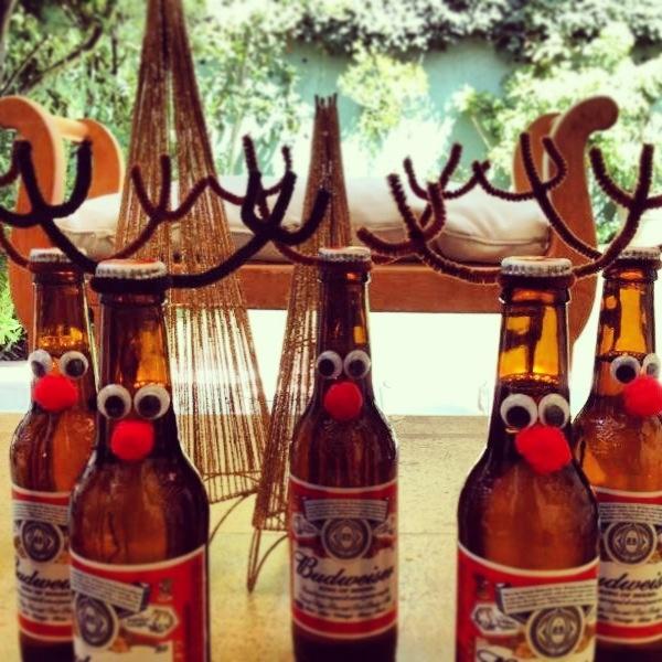 Cervezas de renos