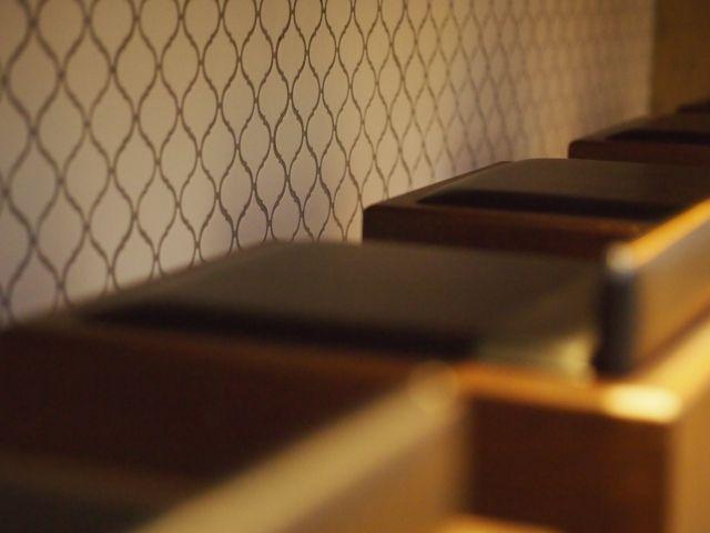〈 ジャパニーズ モダン スタイル 〉 寿司屋|福岡県・佐賀県の建築設計事務所 studio blueprint(スタジオブループリント)
