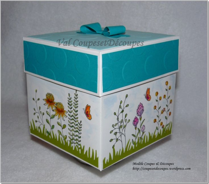 Val_coupes_et_decoupes Explosion Box StampinUp