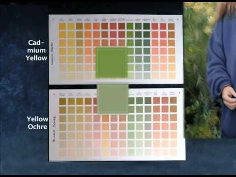 Thomas Baker - Making Color Charts Part 2/3 - YouTube