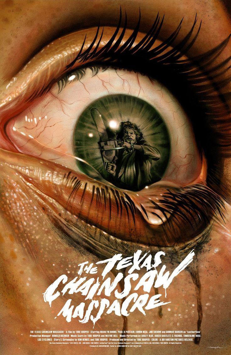 texas chainsaw massacre (poster)
