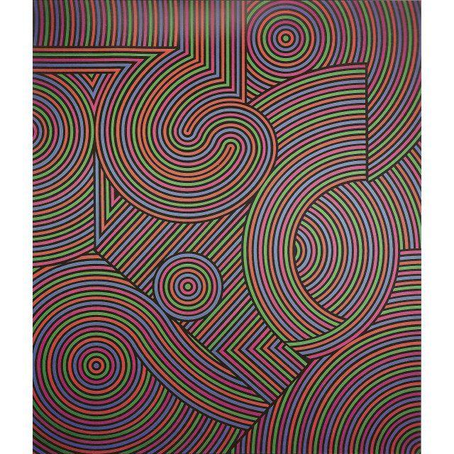 Victor Vasarely (1981)