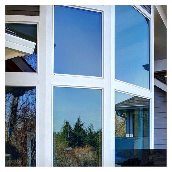 90600 Cm One Way Mirror Building Window Film Self Adhesive Etsy In 2020 Window Film Window Film Privacy Mirror Window Film