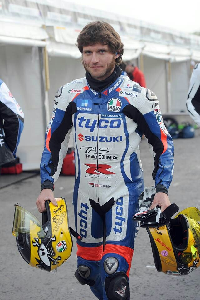 Guy Martin TT 2013 - 2 helmets? Wanting a pillion?
