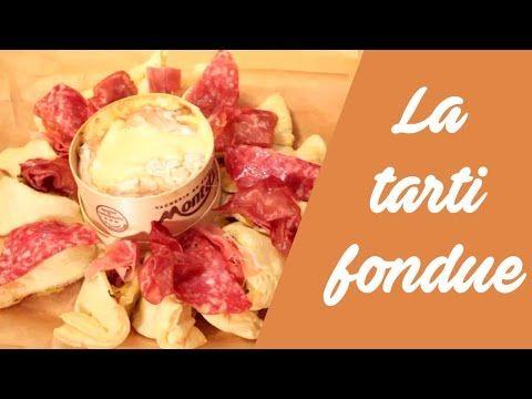 Vidéo - la recette de la tarti-fondue, parfaite pour l'hiver