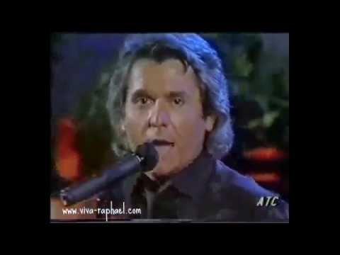 """Raphael en  """"Viva el Espectáculo"""" con Concha Velasco (TVE). 1991 - YouTube"""