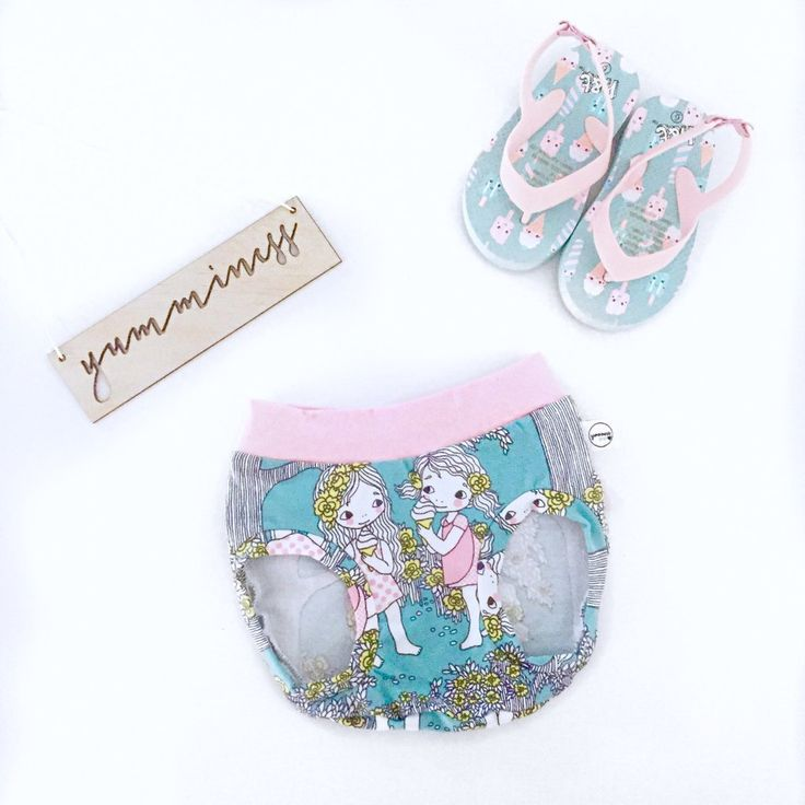 Lulu and Lily YummiCheeks Nappy Cover