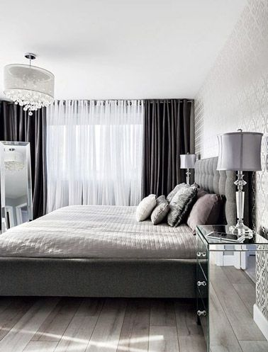 Les 20 meilleures idées de la catégorie Rideaux chambre à coucher ...