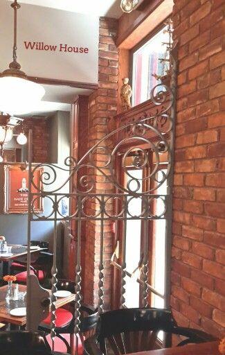Local restaurant interior design project.